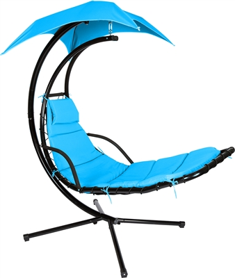 Dream Chair Floating Swing Chaise Lounge Chair By
