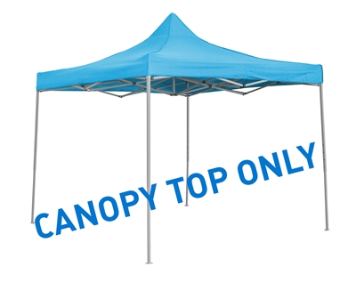 10 X 10 Square Replacement Canopy Gazebo Top Assorted